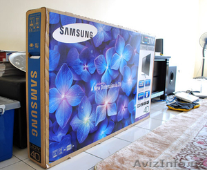 """Samsung UN55F8000BF 55 """"Класс LED 8000 - Изображение #1, Объявление #1069472"""