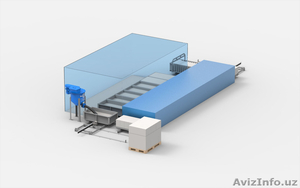 Оборудование для изготовления газобетона АСМ-12МК - Изображение #1, Объявление #1582514